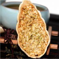 萍乡特产麻石弄叶先生葱香味叶子酥花生茶点