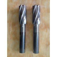 供应钨钢铰刀定做铰孔精度等级H7铰刀规格可根据客户要求订做