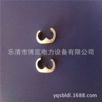 厂家直销高铁附件 贯通地线用接线端子 BC35mm2 M型线夹 3字型