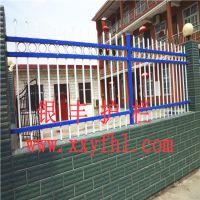 河南省新乡别墅围墙护栏 塑钢围墙护栏 围墙护栏规格