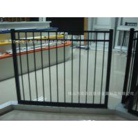 承接喷涂表面铝栅栏、铝护栏、铝合金栅栏