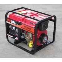 便携式小型柴油发电机|悍莎动力柴油发电机2kw