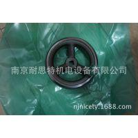 DIN950-D 带旋转手柄的轮辐手轮  E+G