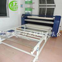 纺织布料制品至上滚筒印花机器 升华热转印设备 匹布印花加工