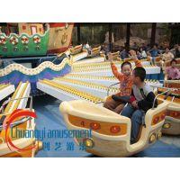 音乐船游乐设备音符跳动的欢歌笑语许昌创艺游乐