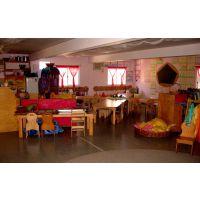 儿童活动室纯色安全胶垫室内儿童乐园地胶