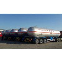 59.7立方LPG丙烷液化气罐车LPG丙烯罐车LPG液化石油气罐车,多次出口国外市场