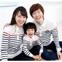 2014夏季新款亲子装纯棉短袖t恤家庭装  淘宝代销一件代发货 推广