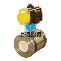 供应陶瓷阀门|现货供应Q641TC气动陶瓷球阀|量大从优