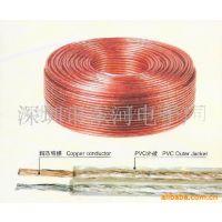 供应电线电缆 金银线 音响线 音箱线 透明喇叭线(图)