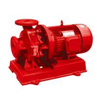 75KW消防泵XBD(HL)9/40室内消火栓泵XBD40-100-HY消防泵CCCF认证