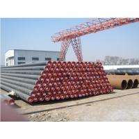 3PE加强级防腐钢管 508*9.53mm 防腐钢管厂家 电话03178216399
