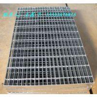 污水处理厂钢格栅 排水沟钢格栅 脚踏钢格板 各种规格格栅板