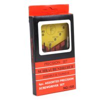 大红盒钟表批厂家直销 手动螺丝刀五金工具多功能螺丝起子维修批
