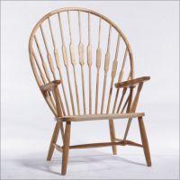 宜家诺米拉椅子座椅实木腿餐椅会议椅靠背简约北欧餐厅椅