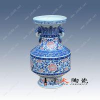 景德镇青花缠枝莲釉里红瓷王 手工陶瓷花瓶厂家