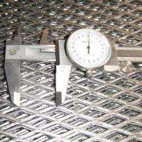 供应镀锌钢板压平网
