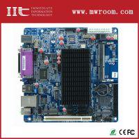 MINI-ITX主板 POS主板/无风扇/N455 1.66G/2COM/IDE正品 A45E