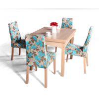 环保可折叠餐桌 小户型创意时尚餐桌创意椅子 时尚时尚创意餐桌