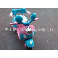 鹰豪99118 儿童电动车 宝宝脚踏三轮摩托车 新款童车批发