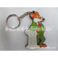 供应PVC软胶钥匙扣,卡通动漫公仔钥匙扣,老鼠钥匙扣吊饰