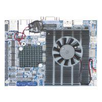 深圳3.5寸HM65主板,双网6COM 6U高性能主板