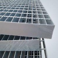 青岛地区优质热镀锌钢格板——钢格栅板加工