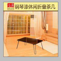 厂家直销~浪漫韩式田园风格家具~时尚浪漫小茶几~圆桌彩绘