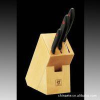 双立人TWIN Point 插刀架套装4件套 德国不锈钢刀具 厨房用品