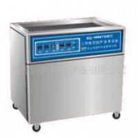 供应KQ-1000VDB 昆山舒美 单槽式三频超声波清洗器\72L