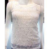 2014夏季新款V领蕾丝衫打底衫背心无袖吊带修身纯色吊带衫