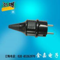 厂家直供欧规接线头 转换器批发加工定做 质优价廉 插座配件