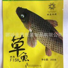 供应兴城定做批发鱼饵包装袋/鱼饲料包装袋/厂家定做加工