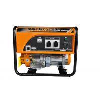 5KW电启动汽油发电机 停电备用小型家用发电机