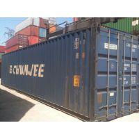 供应苏州/常熟/常州二手旧集装箱,低价转让,散货集装箱