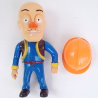 批发供应语音光头强 熊出没玩具光头强发声公仔模型 儿童塑料玩具