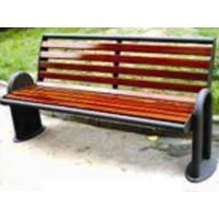 供应淄博康达体育设施工程有限公司专业生产室外健身器材 供应钢芯环保木座椅