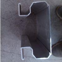 供应u型槽铝型材 各种工业铝型材 江阴铝型材 铝型材定做