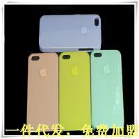 A203微店iphone5 果冻手机壳2元店义乌创意摆地摊新产品一件代发
