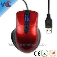 【工厂直销】订做电脑有线游戏键盘鼠标套装 鼠标含加重铁