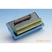 研华ADAM-3950  DIN导轨安装 接线端子 栅栏式接线端子 插拔式