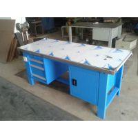 不锈钢台面钳工台价格,钢板钳工台质量好的厂家