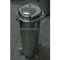 晨兴供应衡阳 5芯20寸不锈钢保安过滤器 高品质 价格实惠