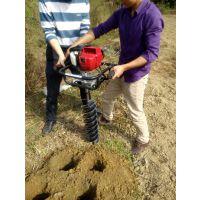 植树钻地机 华盛挖坑机 农业种植机械