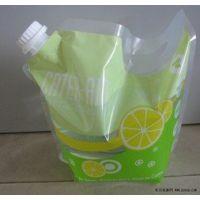 供应洗衣液自立袋 吸嘴袋 复合袋 异形袋 拉链袋