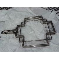 专业供应沈阳市场展览馆不锈钢画框定做 不锈钢装饰框生产厂家批发