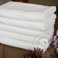 平织酒店宾馆纯棉白色毛巾浴巾 35*75cm 150g多规格毛巾批发