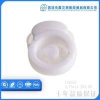 深圳橡胶工厂 应用手电筒玩具等按钮 白色导电硅橡胶按键 可定制