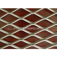 Factory Supply Diamond Copper Expanded Metal For Architectural Decoration