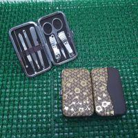 商务女士礼品套装 修甲美容套装 指甲修护高档时尚不锈钢套装
